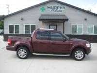 3 owner, 2007 Ford Explorer Sport Trac 4x4 Limited with