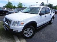 Description 2007 FORD Explorer Sport Trac Traction