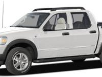2007 Ford Explorer Sport Trac XLT, New In Stock***