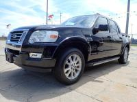 Options:  2007 Ford Explorer Sport Trac Limited 4Dr