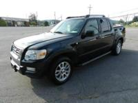 2007 FORD EXPLORER SPORT TRAC LIMITED 4DR CREW CAB 4WD