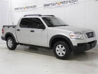 Check out this 2007 Ford Explorer Sport Trac Come in