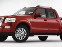 Take command of the road in the 2007 Ford Explorer