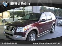 BMW of Mobile presents this 2007 FORD EXPLORER 2WD 4DR