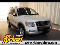 Drive away in this loaded Eddie Bauer Explorer!