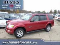 Options Included: N/AUsed 2007 Ford Explorer 4x4