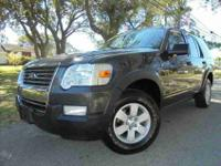 2007 Ford Explorer XLT For Sale.Features:Traction