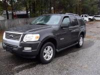 Options:  2007 Ford Explorer Xlt 4Dr Suv V6|Great