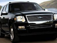 Look at this 2007 Ford Explorer XLT. Its Automatic