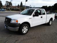 A beautiful 07 Ford F150. A lot of milesbut stll in tip