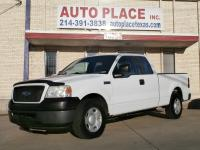 2007 Ford F150 Supercab XL. full service records. 4.6L