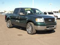 Description 2007 FORD F-150 4 wheel disc brakes,ABS