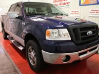FREE LIFETIME POWERTRAIN WARRANTY! THIS USED 2007 FORD