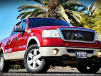 This ONE OWNER 2007 Ford F-150 SuperCrew is the work