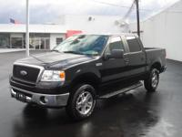 2007 FORD F-150 Rear Bench Seat, Air Conditioning,