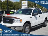 2007 Ford F-150, *Carfax Accident Free*, *One Owner*,