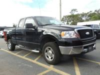 SUPERCAB! 4X4! 5.4L V8 ENGINE! TOW PACKAGE! LIMITED