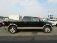 Options:  2007 Ford F150 King Ranch|This Ford Has A