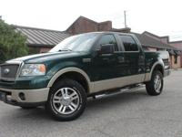 Options:  2007 Ford F-150 Lariat 4Dr Supercrew 4X4