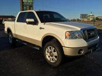 Exterior Color: white / tan, Body: Crew Cab Pickup,