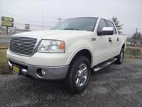 Exterior Color: white, Body: Pickup, Engine: V8 5.40L,