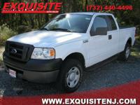 Description 2007 FORD F-150 Painted Bumpers, Airbag
