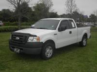 This 2007 Ford F-150 Regular Cab is a one owner! This