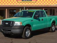 Options:  2007 Ford F-150 Supercab Xl|Forest Green