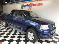 Options:  2007 Ford F-150  Here Is A Great