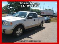 Options:  2007 Ford F-150 This Truck Is Very Sharp