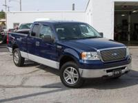 Check out this gently-used 2007 Ford F-150 we recently