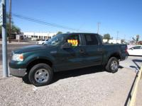Options:  2007 Ford F-150 4X4|Cash Price Only Plus Tax