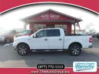 Options:  2007 Ford F-150 This 2007 Ford F-150
