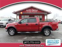 Options:  2007 Ford F-150 Visit Auto Group Leasing