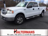Welcome to Halterman Toyota! Are you READY for a Ford?!