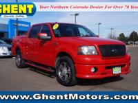 FX2 trim. FUEL EFFICIENT 20 MPG Hwy/15 MPG City! CD