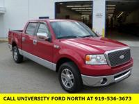 CARFAX One-Owner. Clean CARFAX. 2007 Ford F-150 XLT