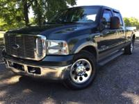 OPTIONS: Year : 2007 Make : Ford Model : F-250 Engine :