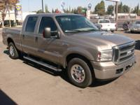 HERE IS A BEAUTIFUL F250 CREW CAB SHORTBED 2WD DIESEL