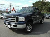Power Stroke 6.0L V8 OHV, FX4 4WD, and ***CLEAN
