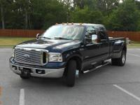 ONE AWESOME TRUCK!!!!! 2007 FORD F-350 LARIAT SUPER