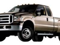 2007 Ford F-350 XLT Supercab 4x4 Dually. This truck has