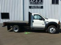 Flatbed Truck For Sale In Colorado. 2007 Ford F-450