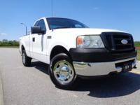 This is a very clean ONE OWNER non smoker Ford F150 XL