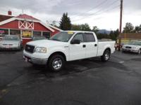 Very Sleek Ford F-150 Super Crew XLT 2x4! Please call