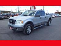 Sharp Ford F150 Super Crew 4x4! Please call  or visit
