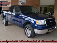 2004 Ford F150 XLT Crew Cab 4x4 Pre-Owned. Awesome