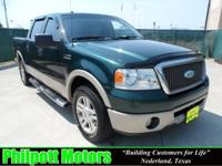 Options Included: N/A2007 Ford F150 Supercrew Lariat,
