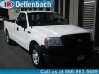 Come test drive this 2007 Ford F-150! A durable pickup