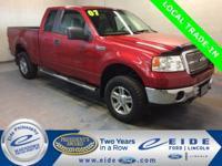 2007 Ford F-150 XLT Highlighted with Trailer Tow